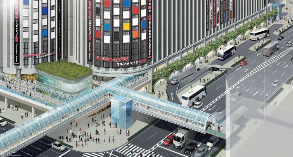 ヨドバシ梅田タワー・リンクス梅田外観イメージ2