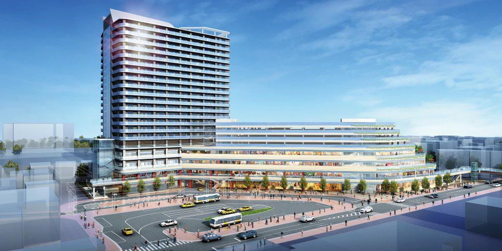 大船駅北第二地区再開発、商業施設のバイト求人やテナント ...