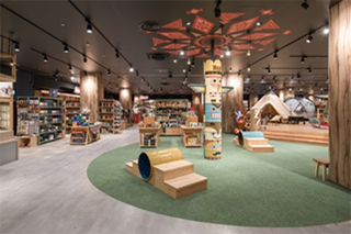 ららぽーと愛知東郷の注目テナントAlpen Outdoors Flagship Storeのイメージ画像