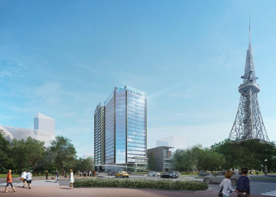 東桜一丁目1番地区開発の外観イメージ画像