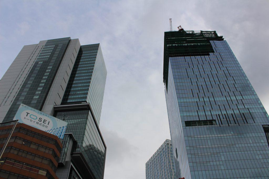 渋谷ヒカリエ、渋谷スクランブルスクエア、渋谷ストリーム