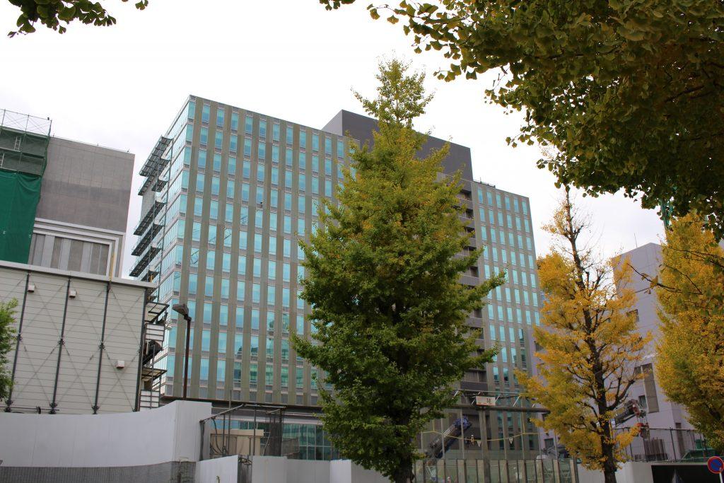 渋谷区役所建替えプロジェクト新庁舎棟(庁舎)2