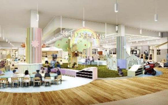 「ショッピングシティ有明ガーデン」イメージ1