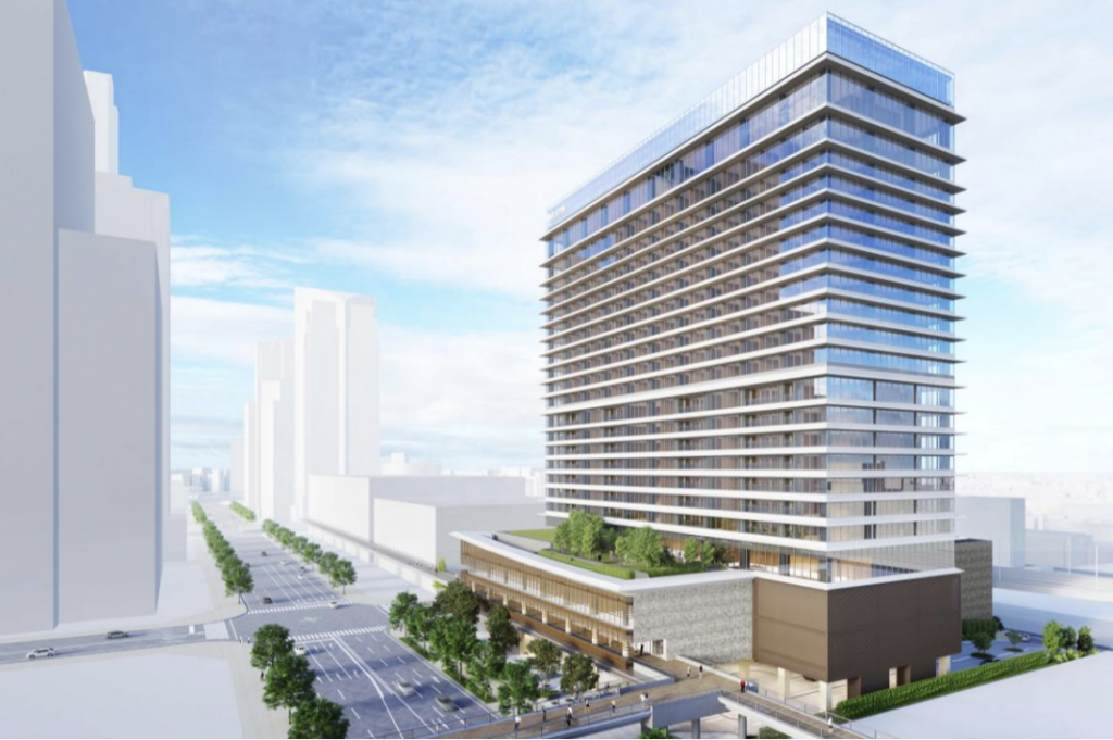 ウェスティンホテル横浜の外観イメージ1