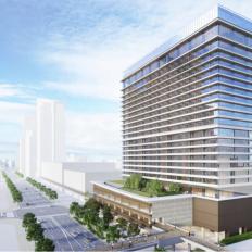 ウェスティンホテル横浜の外観イメージ