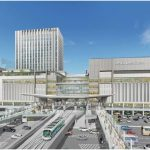 JR広島駅ビル建て替え再開発計画の概要が明らかに!テナント店舗は?2025年春開業!