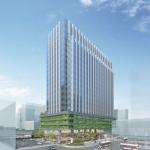 「広島駅南口計画」JP日本郵政グループが広島東郵便局跡地に超高層オフィスタワーを建設!