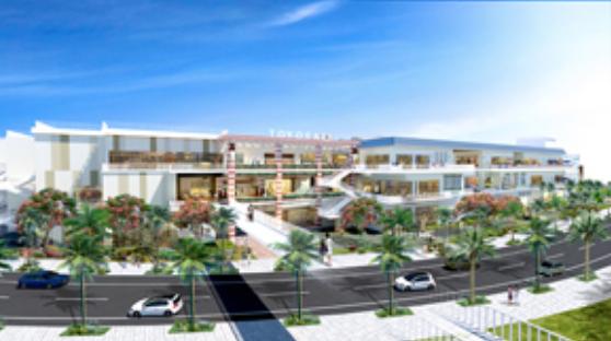 沖縄豊崎タウンプロジェクトの外観イメージ画像