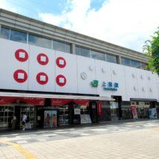上田駅の外観写真