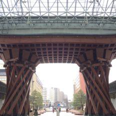 金沢駅の写真