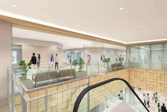 キーノ和歌山商業ゾーン内観イメージ1