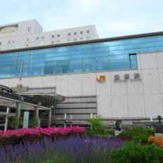 豊橋駅ビルの画像