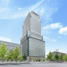 ザ ロイヤルパークホテルアイコニック大阪御堂筋の外観イメージ