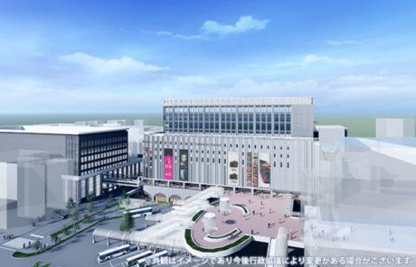 ヨドバシ仙台第一ビルの完成予想図2
