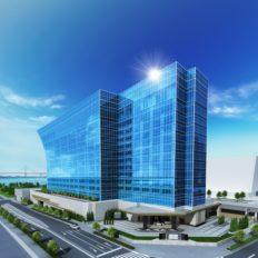 ザ・カハラ・ホテル&リゾート横浜の外観イメージ