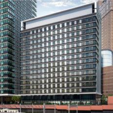 ホテルメトロポリタン川崎の外観写真
