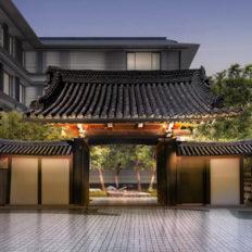 ホテルザ三井京都の外観・エントランスイメージ