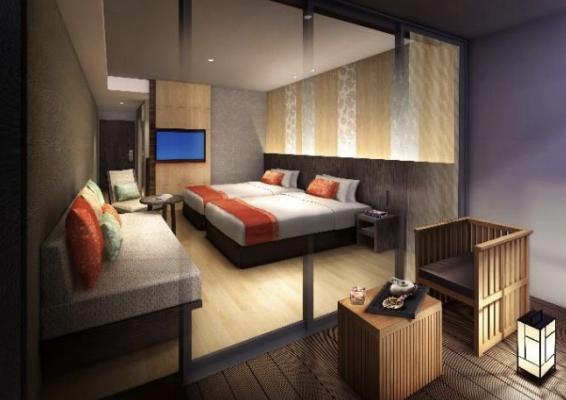 リーガグラン京都の客室イメージ