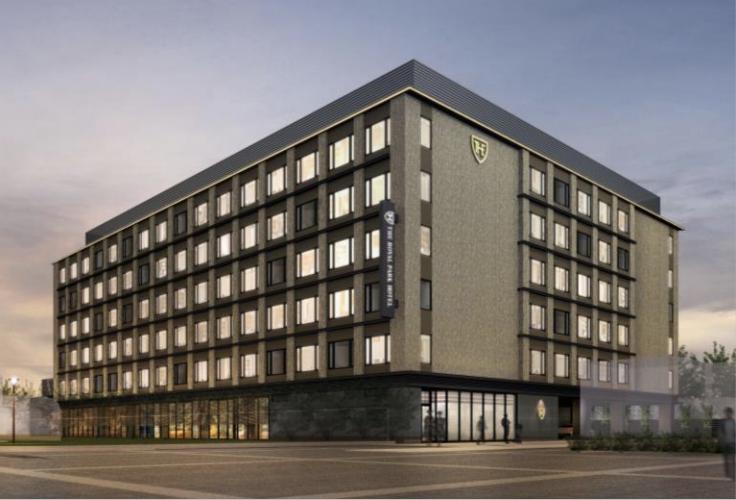 ザ・ロイヤルパークホテル京都梅小路の外観イメージ