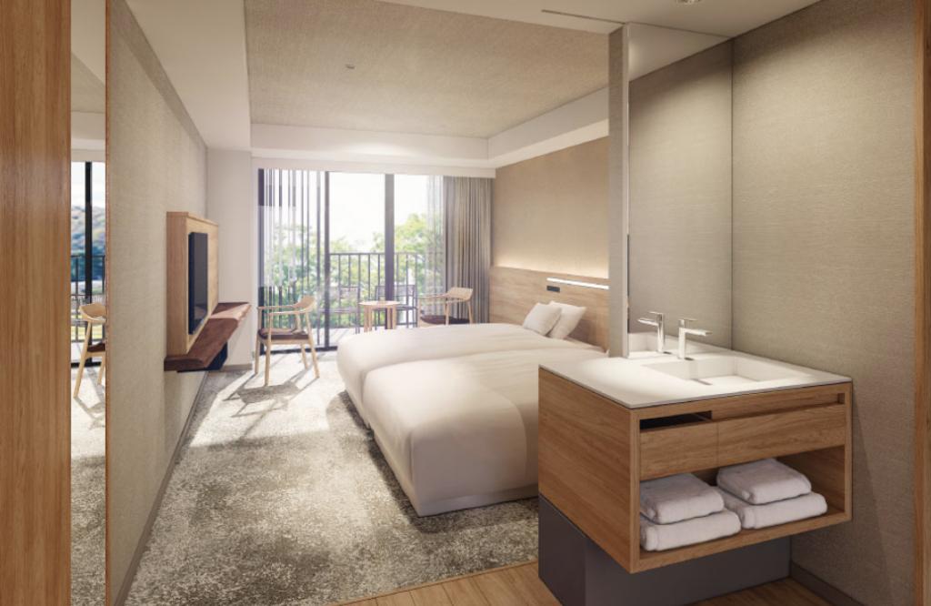 梅小路ポテル京都の客室イメージ