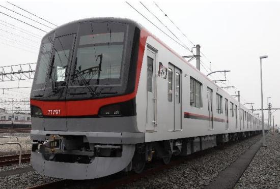 THライナー用車両70090型