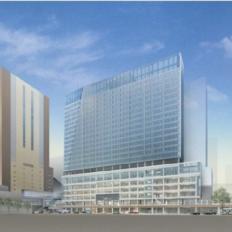 大阪駅新駅ビルの外観イメージ