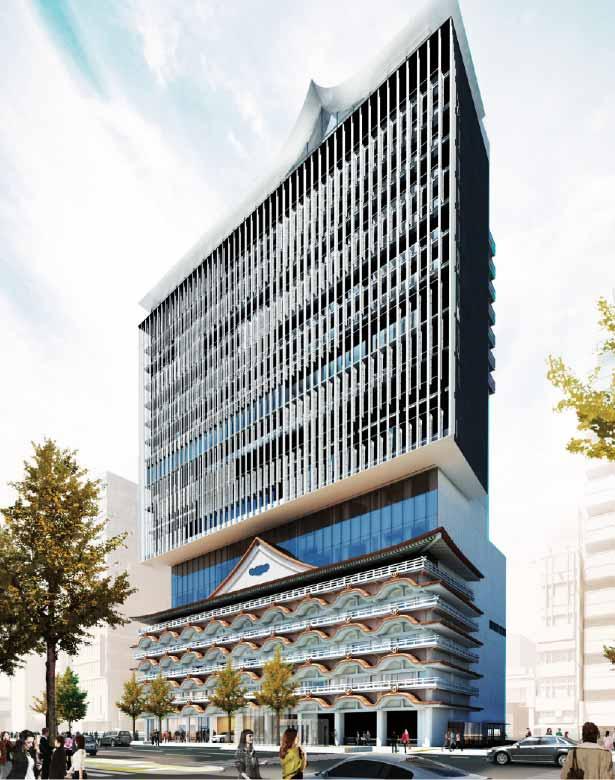 ホテルロイヤルクラシック大阪の外観イメージ