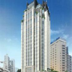 キンプトン東京新宿の外観イメージ