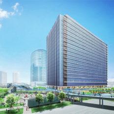 横浜グランゲートの外観イメージ