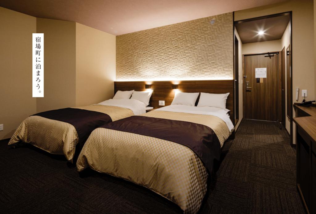 ミナカ小田原のホテルイメージ