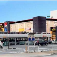 メガドンキホーテユニー岐阜店の完成予想図イメージ