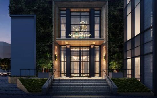 THE AOYAMA GRAND HOTELのエントランスイメージ