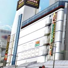 宮崎ナナイロの外観完成予想図