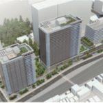 「囲町東地区第一種市街地再開発事業」中野駅近くにタワーマンションや商業施設を整備。